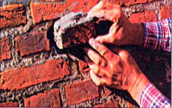 кирпичная кладка своими руками