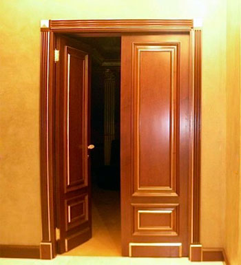 массив двери