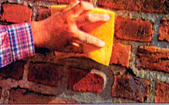 трещины в кирпичной кладке