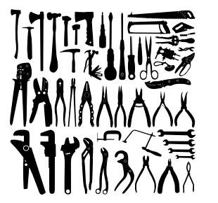 набор инструментов сантехника