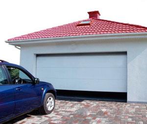 отдельный гараж