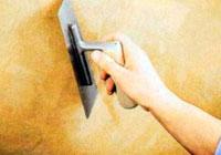 отделка стен венецианской штукатуркой
