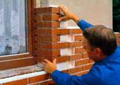 отделка оконных проемов при облицовке фасадными термопанелями
