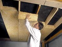 утепление потолка в частном деревянном доме