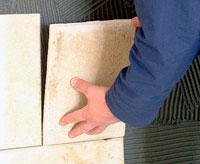 укладка керамической плитки