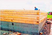 этапы строительства загородного дома