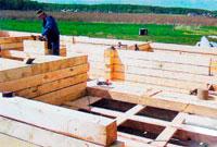 строительство дома-этапы работ