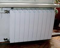 как расчитать количество секций для радиатора отопления