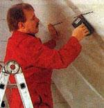 крепление паропроницаемой пленки при утеплении крыши изнутри