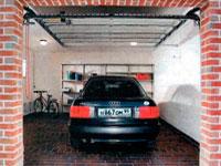 укладка плитки в гараж на пол