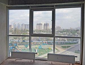 панорамные окна и отопление